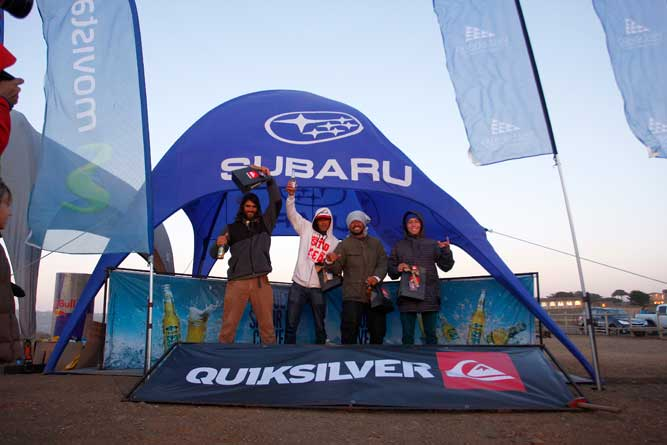 These four have proved themselves and we look forward to seeing more of their surfing at the Quiksilver Ceremonial.