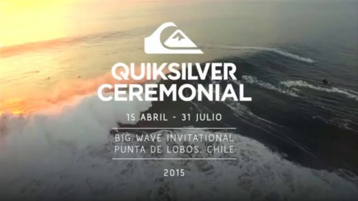 Quiksilver Ceremonial Chile