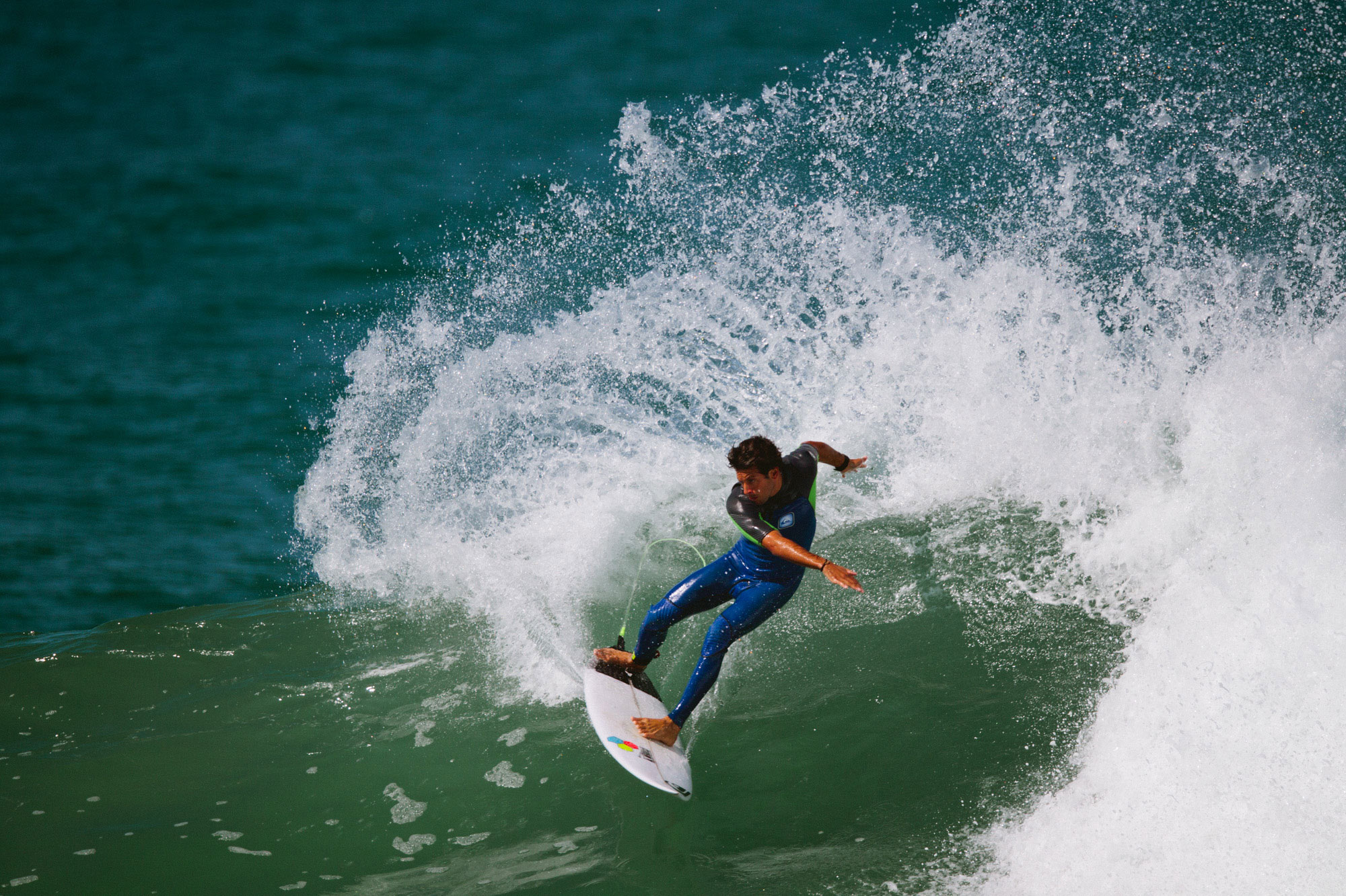 Quiksilver Pro France Remaining Quarterfinal Match-Ups (1st Advances