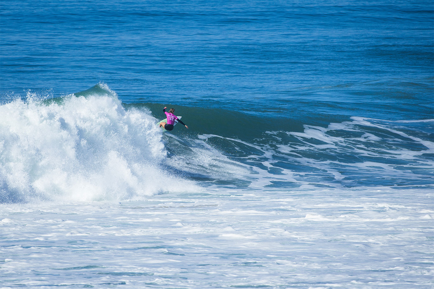 Day 1 of the #ROXYpro France