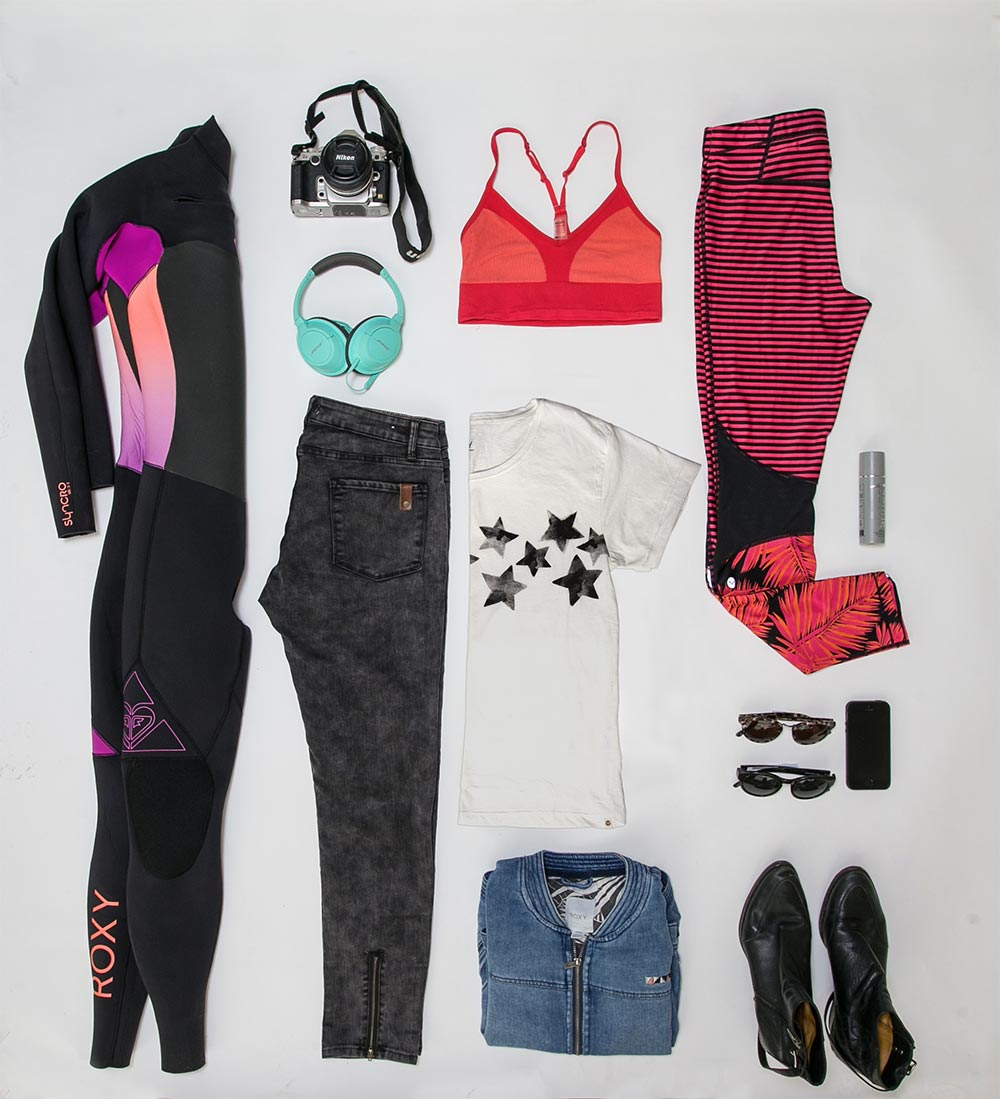 Steph's Essentials for the #ROXYpro France