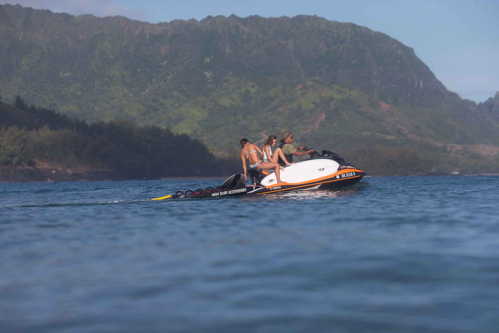 Take a #ROXYSneakPeek into Our Campaign Shoot on Kaua'i
