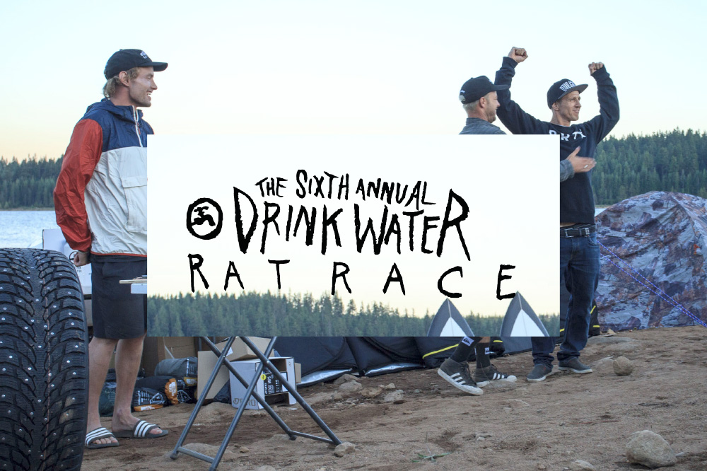 DrinkWaterRatRace