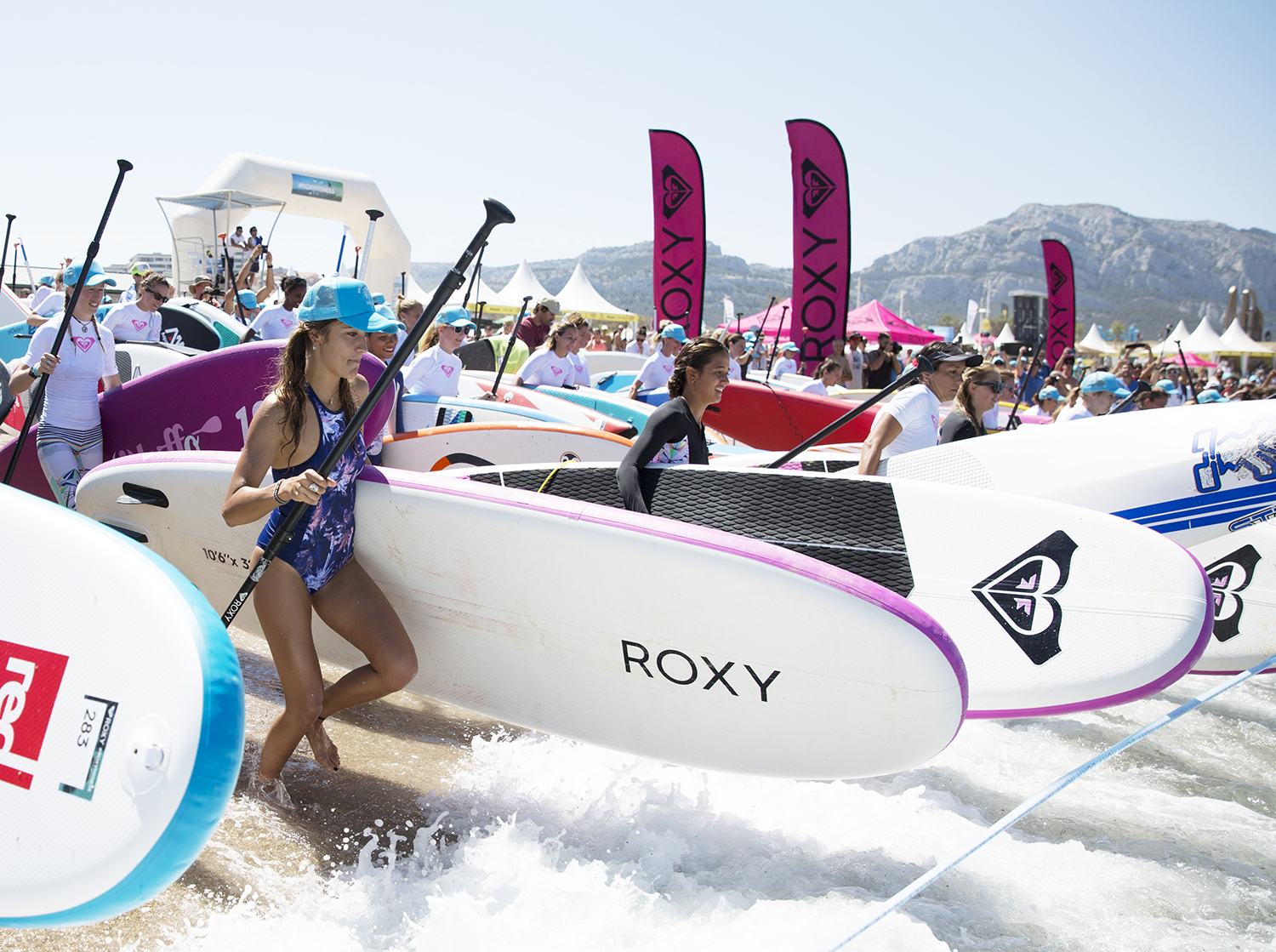 #ROXYfitness Marseille by the Numbers