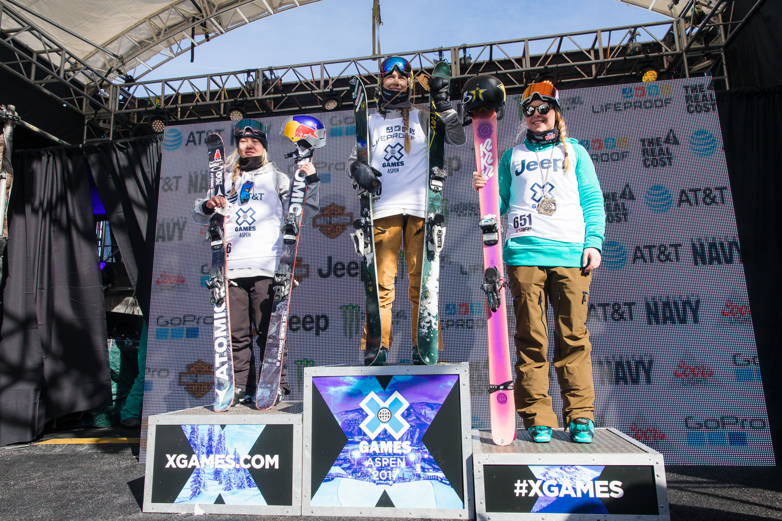 Kelly Sildaru Makes History at X Games