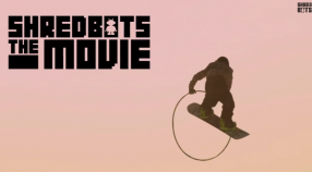 "DC presents ""ShredBots the Movie"""