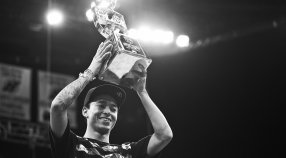 Nyjah Huston Wins 2014 SLS Super Crown Championship