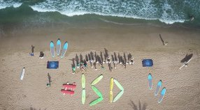 Quiksilver and Roxy Celebrate International Surfing Day with Kind Surf