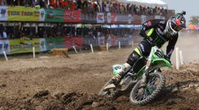 Ryan Villopoto takes overall win at the MXGP of Thailand