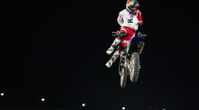 Tom Pages finishes 3rd at Red Bull X-Fighters in Mexico City