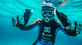 New DC x Robbie Maddison Video