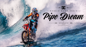 DC Introduces Robbie Maddison's