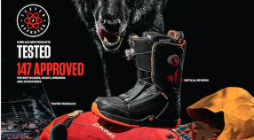 DC Boots featured in TransWorld SNOWboarding Gear Guide