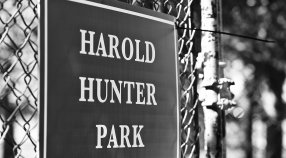 DC at the 9th Annual Harold Hunter Day