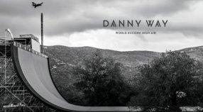 DANNY WAY: WORLD RECORD HIGH AIR