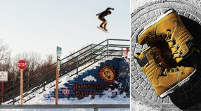 DC Shoes: Introducing the skate inspired Mutiny Snowboard Boot