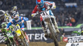 DC at San Diego 2 Supercross 2016