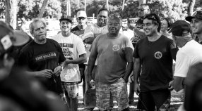 Photos from the day before #EddieWouldGo