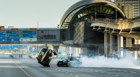 KEN BLOCK DEBUTS GYMKHANA EIGHT: ULTIMATE EXOTIC PLAYGROUND - DUBAI