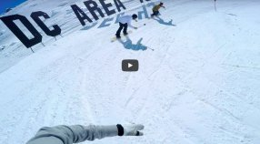 DC Hit & Run Meribel Course Check Feat. Torstein, Kyle & Sebbe