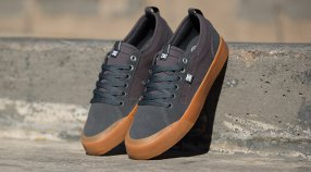 100 Kickflips in the DC Evan Smith Shoes