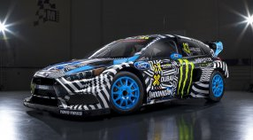 Ken Block Debuts 2016 Race Liveries