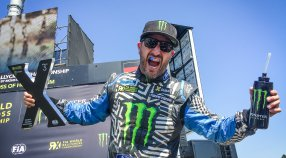 Ken Block Finishes 3rd at FIX World RX Hockenheim