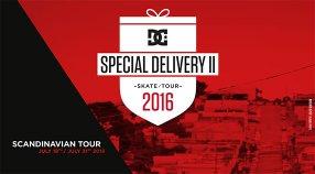 DC Special Delivery Tour 2 - Scandinavian tour