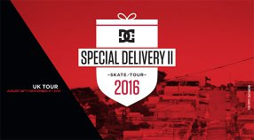 DC Special Delivery Tour 2 - UK tour