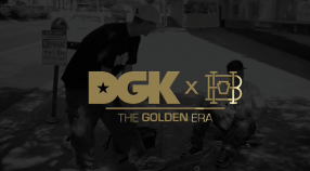 DGK and Homebase Skateshop pay homage to the 'Golden Era'