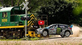 KEN BLOCK PRESENTS GYMKHANA NINE: RAW INDUSTRIAL PLAYGROUND