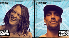 Evan Smith and Tiago Lemos are up for Skater of the Year
