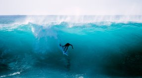 Risk And Reward: A Note On Progressive Surfing