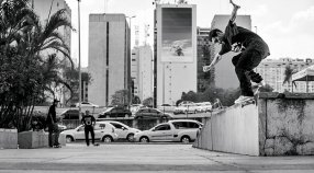 Throwback Thursday: Tiago Lemos' De La Calle / Da Rua Video Part