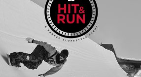 REGISTER NOW FOR Hit and Run event in Méribel, France