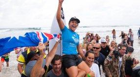 Congratulations Stephanie Gilmore, 2017 #ROXYpro Gold Coast Champion
