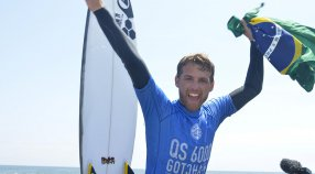 Jesse Mendes Wins Chiba Open