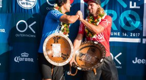 Connor O'Leary Makes Final In Fiji