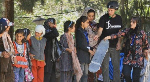 Skateistan in Afghanistan