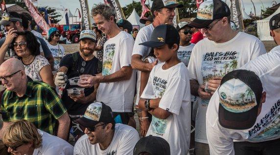 Bali's Big Eco Weekend 2015