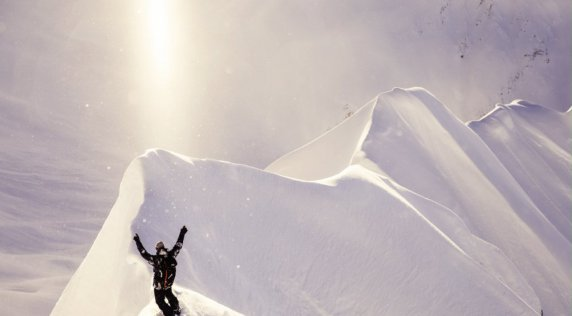 "First Look: Travis Rice's Highly-anticipated Snowboard Film ""The Fourth Phase"""