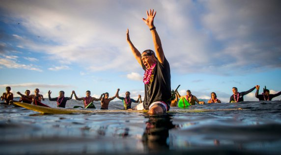 31st Quiksilver in Memory of Eddie Aikau Opening Ceremony