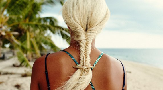 Get the Look: Kelia's Fishtail Braid