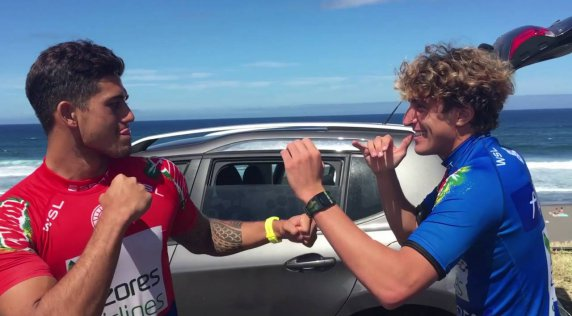 Inside The Lives of Pro Surfers on The WQS