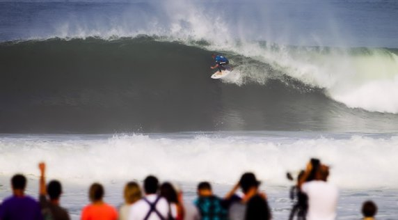 ▶︎ The Five Best Moments In Quiksilver Pro France History