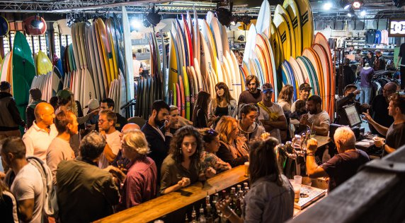 Boardriders Store Party in Capbreton