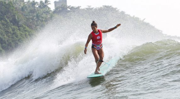 Congratulations Chloe Calmon! 2016 Longboard World Championship Runner-Up