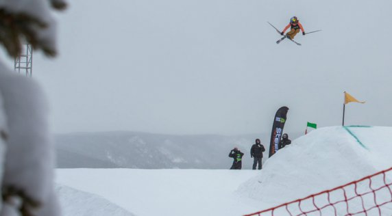 Kelly Sildaru Claims Dew Tour Gold!