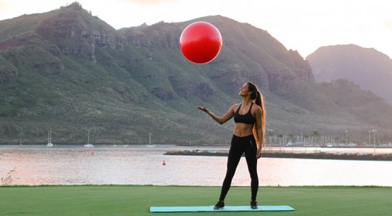 10 Fitness GIFs to Kick Off Your New Year with Mainei Kinimaka