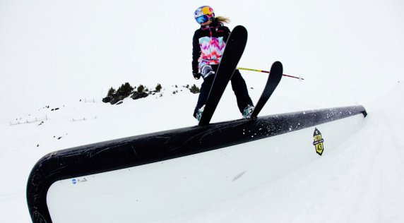 How To Slide a Rail with Dara Howell